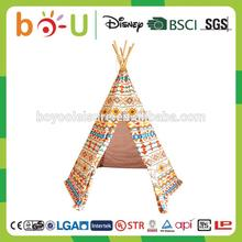 2016 hot sale new best selling indoor teepee for kids