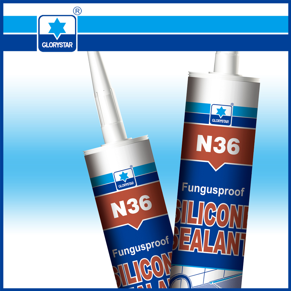 Transparent Neutral High Quality Silicone Sealant for Sanitaryware