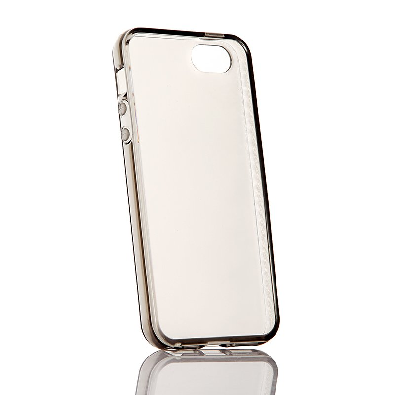 TPU Clear Protective Soft Back Case Skin Cover For iPhone 5 5G 5s