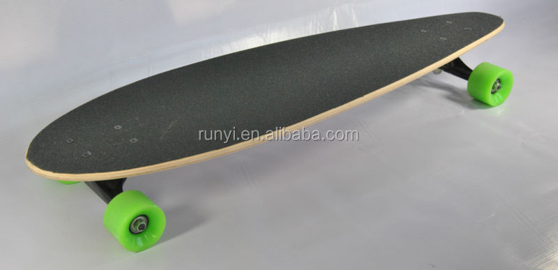 7 chinese maple skateboard