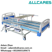 Cheap price Elderly home care hospital used manual nursing bed