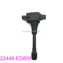 Guangzhou Factory Price Genuine Ignition Coil 22448-ED800 for Sentra tiida
