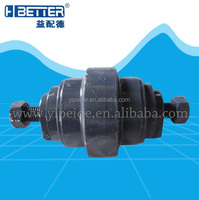 High quality EX50 lower roller, hitachi excavator mini lower roller tractor parts
