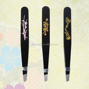 Made in China factory new eyebrow tweezers