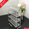 Acrylic Storage Box Plastic With Drawer