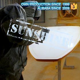 Long Board Epoxy Surfboard