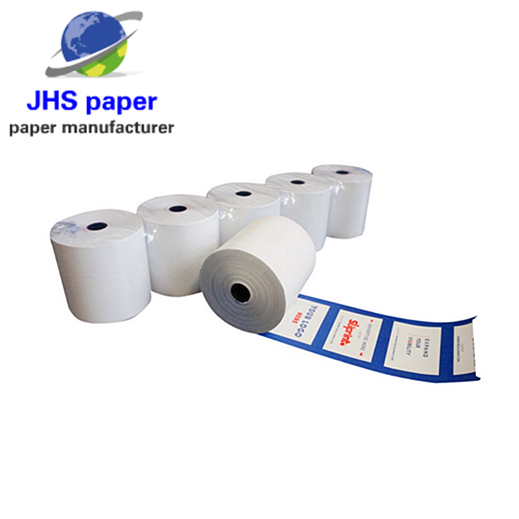 China Manufacturer 57*40 Thermal POS Roll medical thermal paper