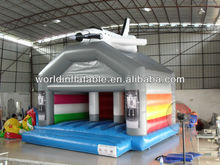 Hot-Selling inflatable airplane bouncer