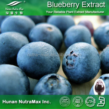 100% Natural Blueberry Extract,Blueberry Plant Extract,Wild Blueberry Extract 5:1 10:1 20:1