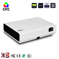 Wholesale 3000 lumens mini mobile led projector for business education home