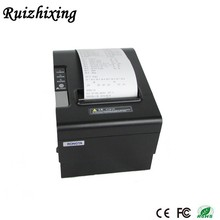 80mm pos printer usb+ethernet+serial port printer thermal receipt printer