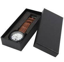 2018010526 Faithidmarket paper kraft board watch box watch gift box black