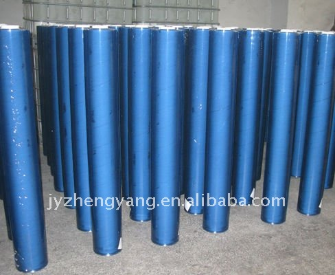 PVC FILM SUPER CLEAR HIGH DEGREE TRANSPARENCY
