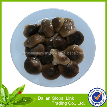 Wholesale price Shiitake mushrooms in hard open | soft open tin