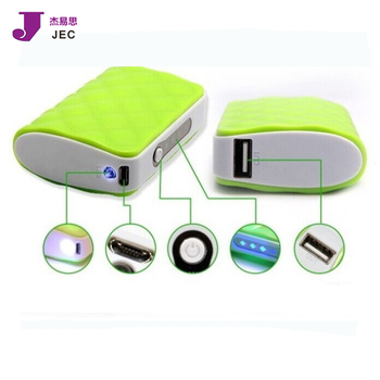 Bag shape style USB Battery Charger Model JEC-025PB