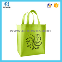 Popular eco pp non woven bageco printed promotional barcelona souvenir shopping bags products