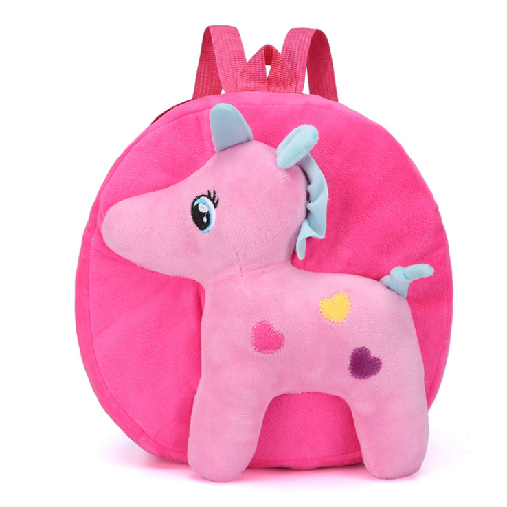 Unicorn Plush Backpack,Unicorn Colorful Back <strong>Bag</strong> For Children,School <strong>Bag</strong> Travel <strong>Bag</strong> For Student
