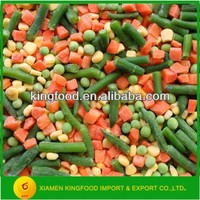 Fresh IQF Mixed Vegetables in Stock