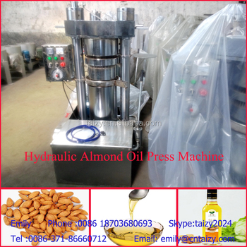 High oil yield Sesame pin nut walnut almond pin nut perilla seed cooking oil making machine