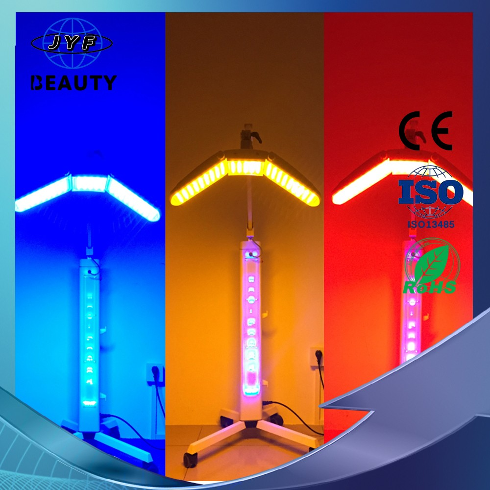 red light therapy bed led pdt acne treatments facial led skin rejuvenation pdt beauty machine