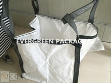 Cheap china pp jumbo bag/pp big bag/ton bag for sand, building material, chemical, fertilizer, flour , sugar