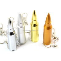 High quality custom Bullet usb memory disk 8gb