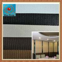 pvc leather for decorative and furniture