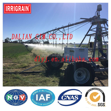 Linear move farming irrigation