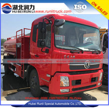 New Model Dongfeng Kingrun Water Tank Fire Truck