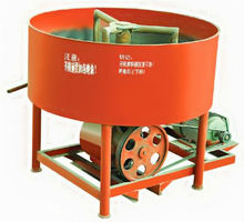 JS350 concrete mixer small capacity for semi-auto cement block making machine