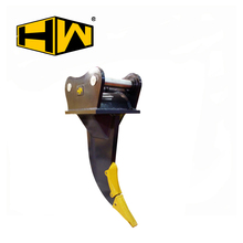 Construction machinery parts hydraulic excavator ripper shank