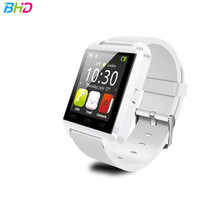 2016 wholesale new fashion U8 Bluetooth Smart Watch Phone For Android&IOS Wrist wifi bluetooth smart watch