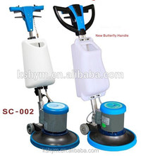 carpet and floor cleaning waxing polishing machine