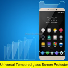 2016 Tempered Glass 2.5D 9H 5.5 Inch Universal Screen Protector for Mobile Phone