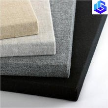 HOT SALE DECORATIVE FABRIC ACOUSTIC WALL PANELS