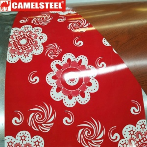 Color Coated Aluminum Plate Color Coated Aluminum Coil