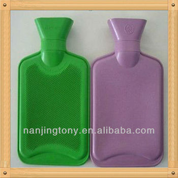 750ml nature rubber hot water bottle