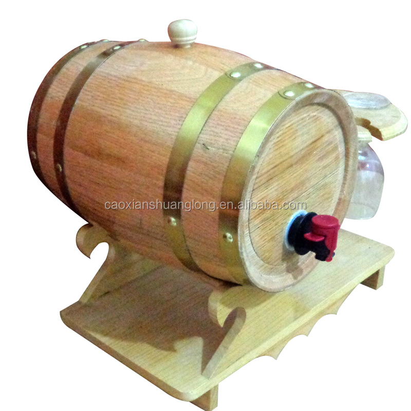 Wood <strong>oak</strong> wine <strong>barrels</strong>