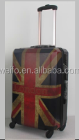 printing PC trolley luggage child case