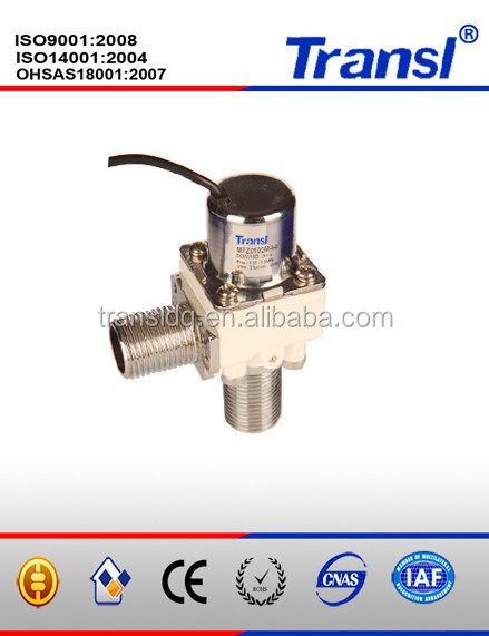 Solenoid Valve 12Vdc Regulator Flower Water Tap Fitting Flow Control