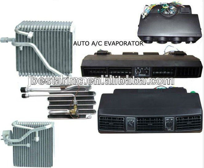 Auto Air Conditioning Evaporator-Car AC Evaporator-Auto Air Conditioner Evaporator