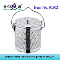 Stainless Steel Spice Soup Basket Kitchen Item