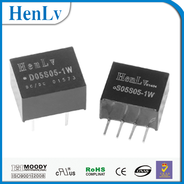 China Suppliers Mini SXXSXX-1W output voltage adjustable pcb DC DC step down buck power supply converter