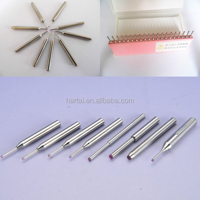 Coil Winding nozzles Ruby Tipped needle Bespoke Wire Guide Tube