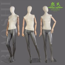 Eco Friendly Full Body Transparent Mannequin Male Sex Doll