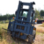 China New Forklift All Terrain 4WD Rough Terrain for Sale with Container Mast and Side Shift