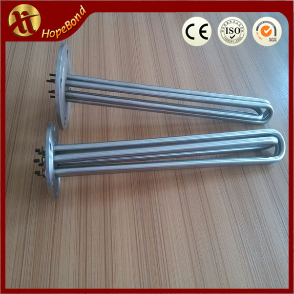 Electric Resistance Heater For Boiler
