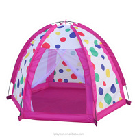 Heatd Children Play Tent Pink Camping Tent For Girls