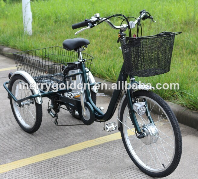 chinese cheap and pedal assisted electric cargo tricycle for adult