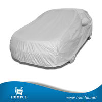 fire proof car cover hail car cover large size universal anti rain dust snow plastic car cover